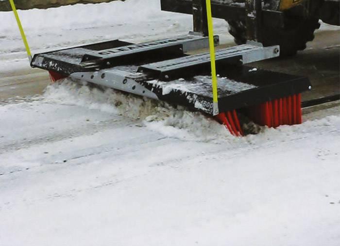 Snaf-Snaf-Snelveegborstel-Sneeuw